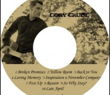 Cory Cruise – (self titled 10 song CD)