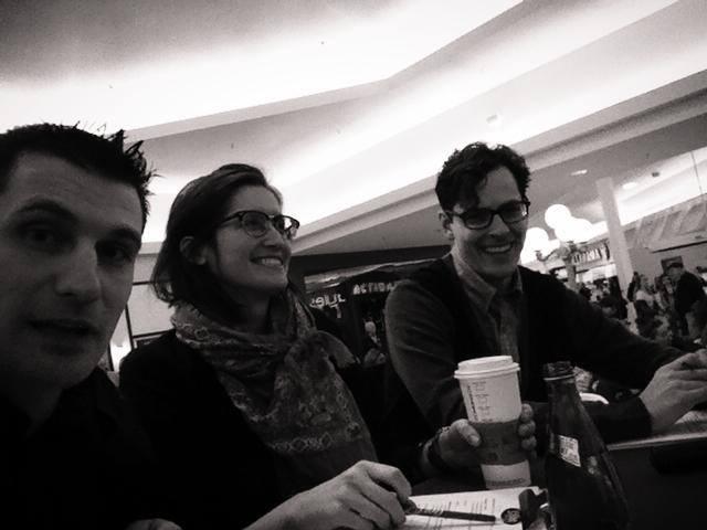 Cory Cruise, Beth Moore and Joel VanVilet Judging Niagara's Next Star 2014