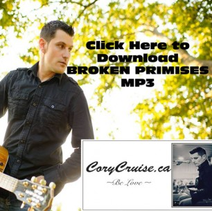Broken Promises- Cory Cruise MP3 Download