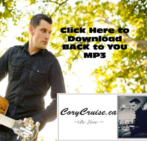 BACK TO YOU – Cory Cruise MP3 Download
