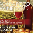 WIN FREE PASSES TO THE NIAGARA FOOD & WINE EXPO 2014