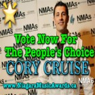 Vote Cory Cruise for the People's Choice Award!